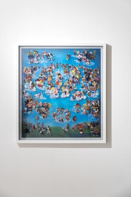 , 'Giudizio Universale,' 2019, SimonBart Gallery