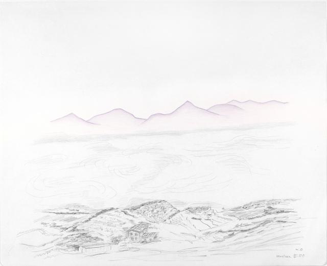 , 'Vaucluse,' 1980, Galerie Krinzinger