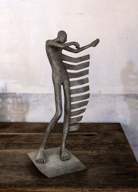 Isabel Miramontes, 'Rock my Heart', 2018, Canfin Gallery