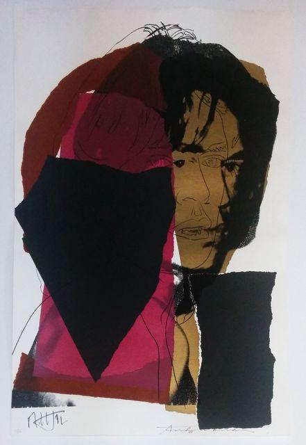Andy Warhol, 'Mick Jagger', 1975, OSME Fine Art