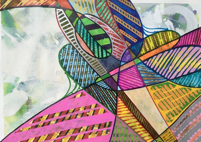 , 'Compass Study VI,' 2017, The Directed Art Modern