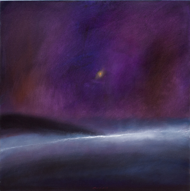 John Axton, 'Distant Tides', 2018, Painting, Oil, Ventana Fine Art