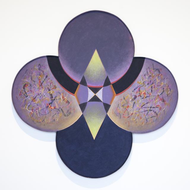 , 'Centrovision 870,' 1986, Jhaveri Contemporary