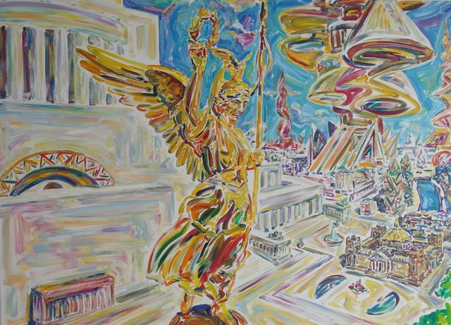 """, '""""Goldene Else"""",' 2015, Krokin Gallery"""