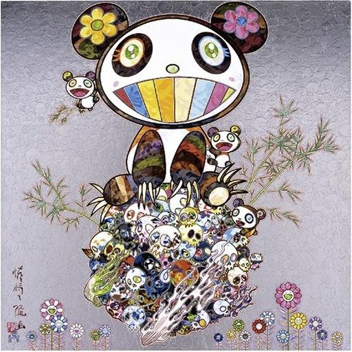 Takashi Murakami, 'Panda and Panda Cubs', 2015, Dope! Gallery