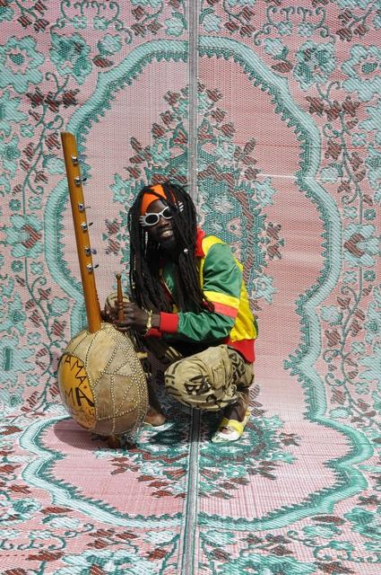 , 'Boubacar Kafando,' 2010, Newark Museum