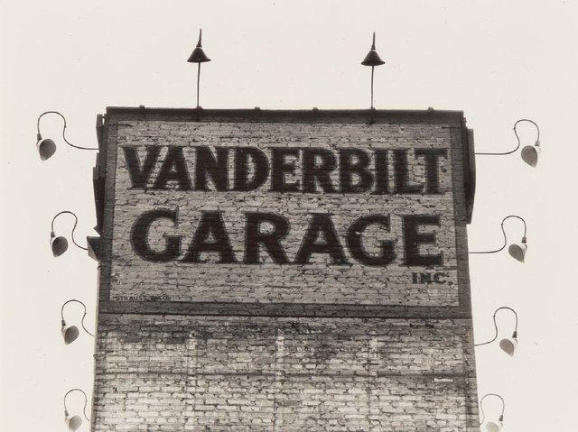 Ralph Steiner, 'Vanderbilt Garage', 1924, Heritage Auctions