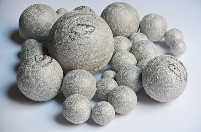 , '2(0)8,' 2016, Christine König Galerie