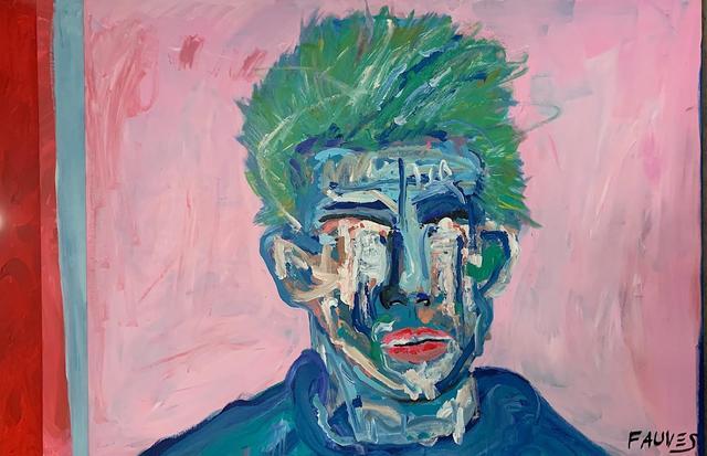, 'DEAN,' 2018, Marcel Katz Art