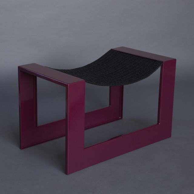 Anne and Vincent Corbiere, 'M43 Stool', 2015, Twenty First Gallery