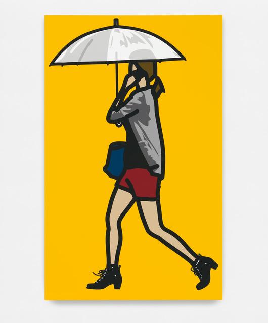, 'Plastic umbrella.,' 2014, Gerhardsen Gerner