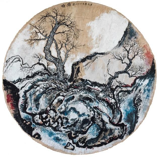 , 'Mirror Heart  I  镜心 ,' 2017, Arario Gallery