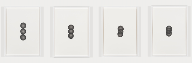 , 'Balls overlay,' 2016, Nogueras Blanchard