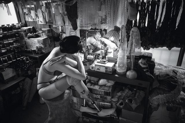 , 'Mirror,' 2013, MIYAKO YOSHINAGA