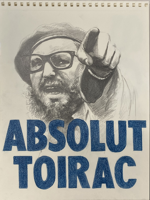 , 'Absolut Toirac,' 2012, Pan American Art Projects