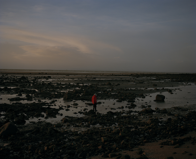 , 'On Gosford Sands, East Lothian, Scotland,' 2014, Francesca Maffeo Gallery