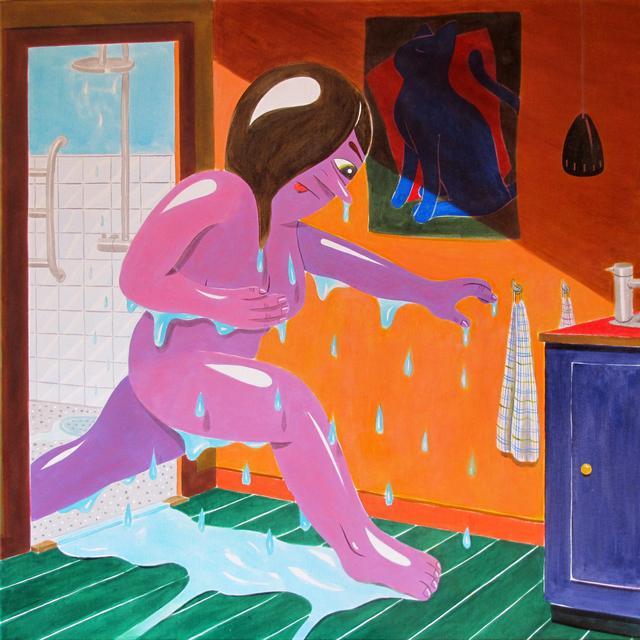 , 'PROBLEM SOLVED,' 2015, V1 Gallery
