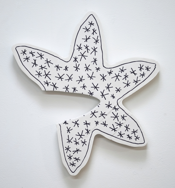 , '*star*,' 2018, South Main Gallery
