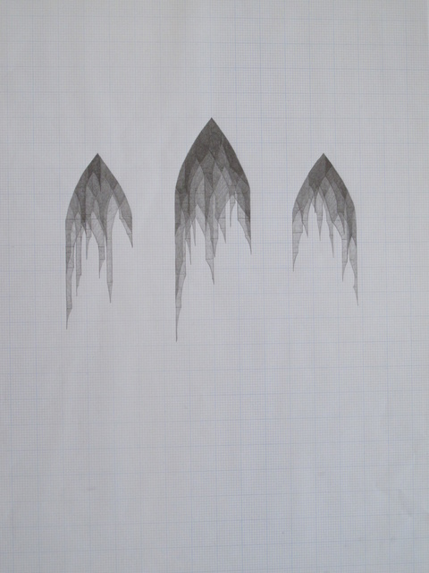 , 'Untitled I (Unrealized Works),' 2016, Leila Heller Gallery