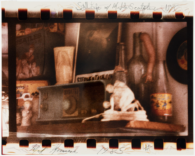 , 'Still Life with Marble Figures (In the Home of Stephen Tashjian NYC),' 1985, Alexander and Bonin