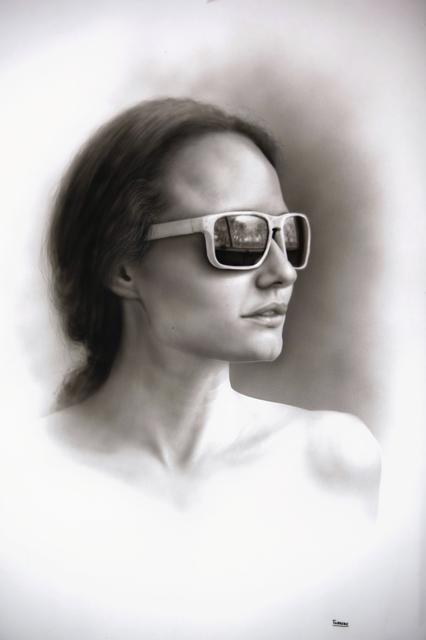 Bernardo Torrens, 'Study for Sandra's Sunglasses', 2014, Louis K. Meisel Gallery