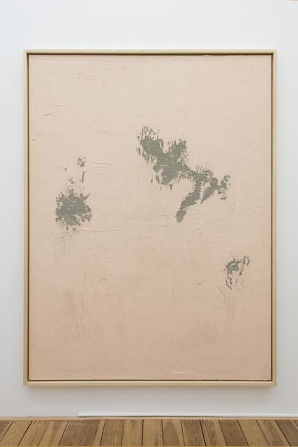 , 'Nude,' 2017, Dvir Gallery