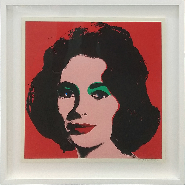 Andy Warhol, 'LIZ FS II.7', 1966, Gallery Art