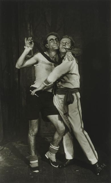, 'Artists' Party,' ca. 1930, Galerie Julian Sander