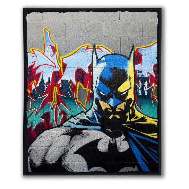 , 'BATMAN 2,' 2018, Galerie Cortade Art