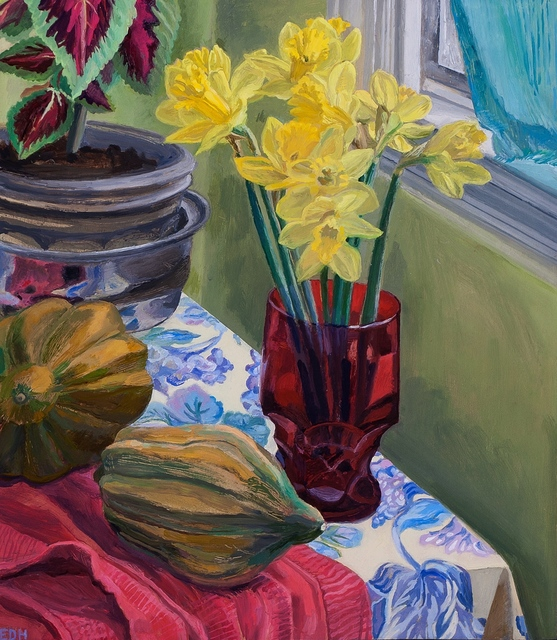 , 'Still Life with Red Glass,' , Cerulean Arts
