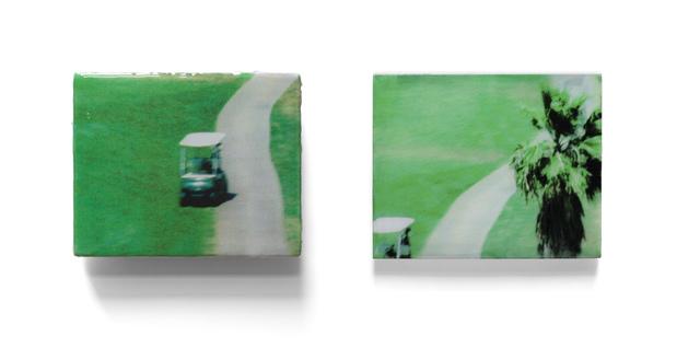 , 'The Golf,' 2011, Albert Baronian