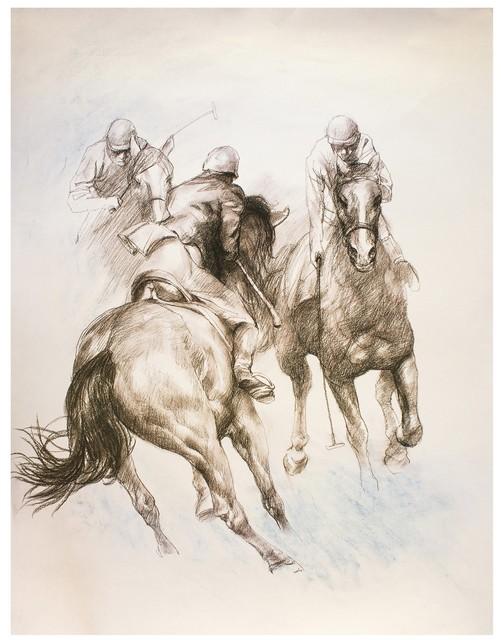 Zhiwei Zhou, 'Equestrian, Olympic Games Beijing 2008', 2008, Wallector