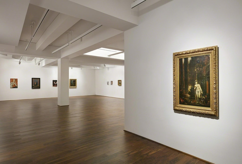 Les Fleurs du Mal, Installation view, Nahmad Contemporary, Photographs by Tom Powel Imaging