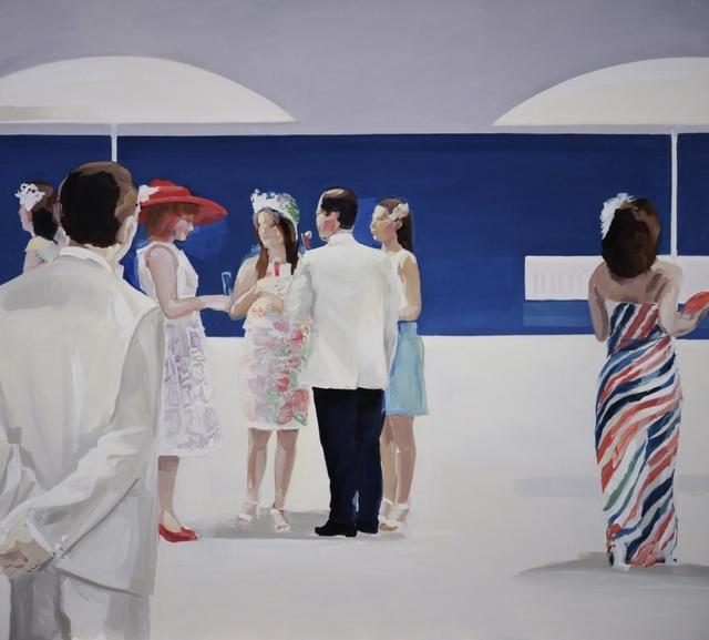 , 'Beach,' 2017, Galeria Katarzyna Napiorkowska