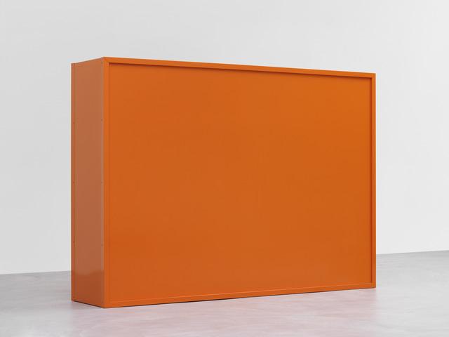 , 'Not yet titled,' 2016, Galerie Eva Presenhuber