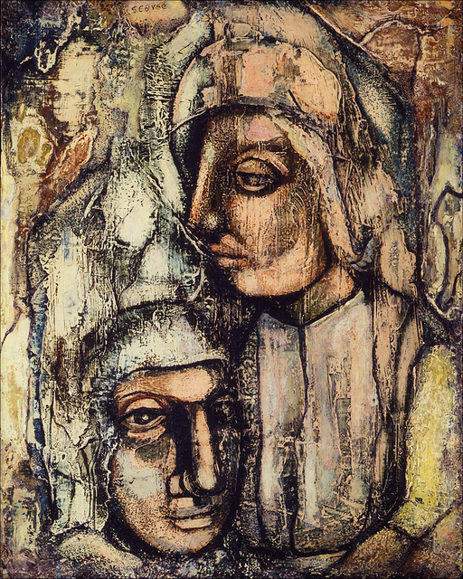 , 'Untitled,' c.1945, Michael Rosenfeld Gallery
