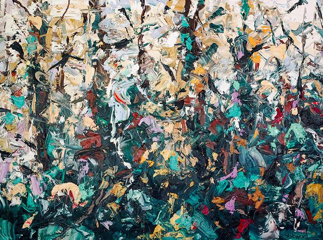 , 'Bolulla II,' 2017, Leila Heller Gallery