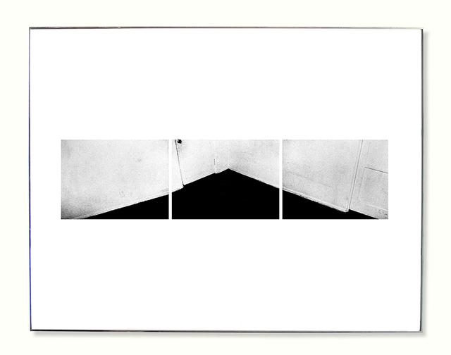 , 'Triptych #3,' 1976, Casemore Kirkeby
