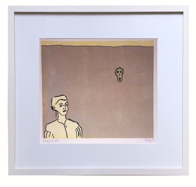 , 'Graffitti 3,' ca. 1990, Benjaman Gallery Group