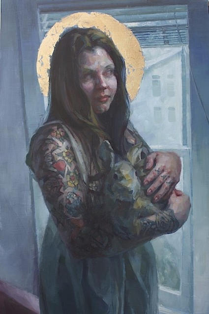 , 'Madonna,' , Abend Gallery