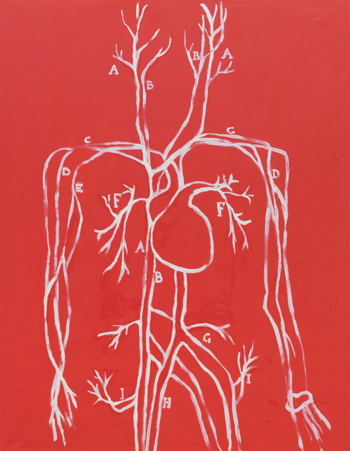 , 'Biological Methaphores IV.,' 1984, Gandy Gallery