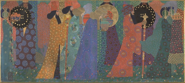 , 'Les mille et une nuits (One thousand and one nights),' c. 1914, Musée d'Orsay