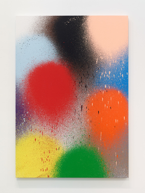 , 'Untitled (Dots 8),' 2019, Diane Rosenstein