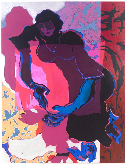 , 'Shackled Shadow,' 2015, Night Gallery