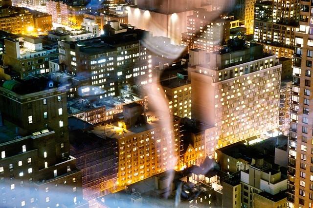 David Drebin, 'Flashing The City', 2012, Photography, Digital C-Print, Isabella Garrucho Fine Art