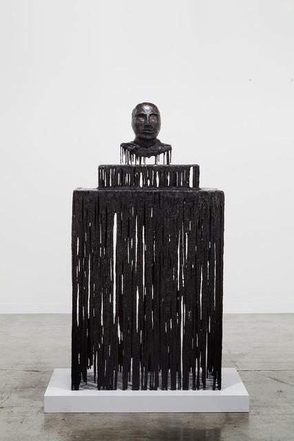 , 'Blind Bust II,' 2012, Marianne Boesky Gallery