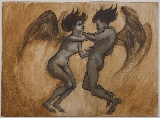 , 'Untitled (Two angels),' n.d., Marc Selwyn Fine Art
