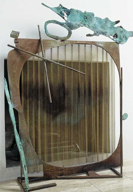, 'Fireplace Screen,' , Sylvia White Gallery