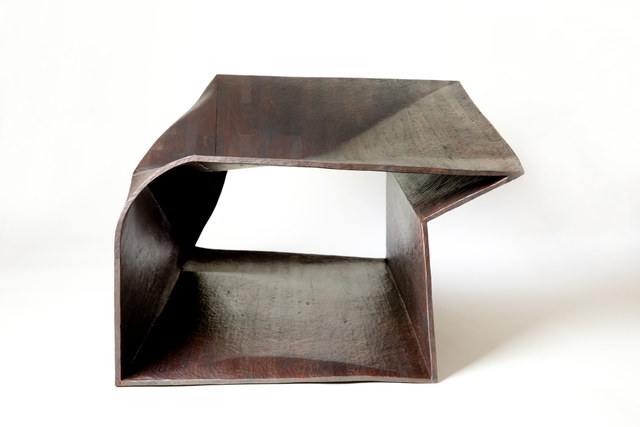 , 'Hand Carved Mahogany,' 2014, Reform Gallery