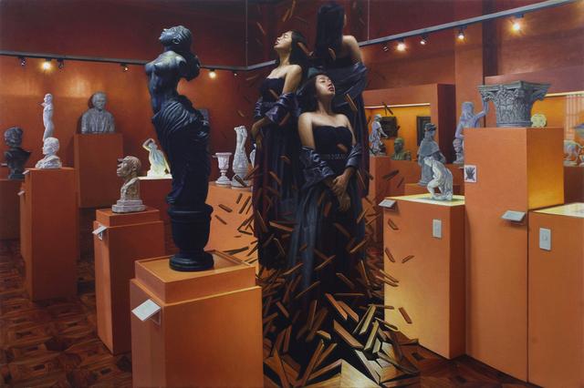 , 'Eruption,' 2018, Rehs Contemporary Galleries